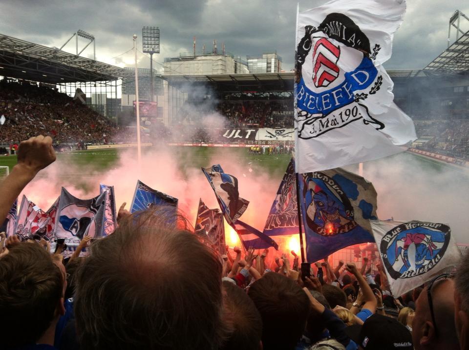 FC St Pauli Stadium